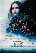 """Movie Posters:Science Fiction, Rogue One: A Star Wars Story (Walt Disney Studios, 2016). One Sheet(27"""" X 40""""). DS Advance. Science Fiction.. ..."""