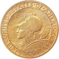 Commemorative Gold, 1915-S $50 Panama-Pacific 50 Dollar Round MS65 NGC....