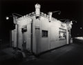 Photographs, George A. Tice (American, b. 1938). White Castle, Route #1, Rahway, New Jersey, 1973. Gelatin silver, printed 2002. 15 x...