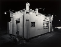 George A. Tice (American, b. 1938) White Castle, Route #1, Rahway, New Jersey, 1973 Gelatin silver