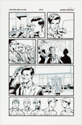 Original Comic Art:Panel Pages, Josh Adams and Marc Deering Doctor Who V3#5 Story Page 5 Original Art (IDW, 2013)....