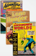Bronze Age (1970-1979):Miscellaneous, Comic Books - Assorted Silver-Modern Age Comics Group of 11(Various Publishers, 1960s-90s).... (Total: 11 Comic Books)