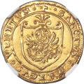 Italy:Venice, Italy: Venice. Andrea Gritti (1523-1539) gold Scudo d'oro ND MS65NGC,...