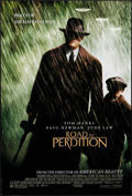 "Movie Posters:Crime, Road to Perdition & Other Lot (DreamWorks, 2002). One Sheets(2) (27"" X 40"", 39.75"" X 27"") DS. Crime.. ... (Total: 2 Items)"
