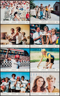 """Breaking Away & Others Lot (20th Century Fox, 1979). Mini Lobby Card Sets of 8 (2 Sets) Lobby Card Set of 10 (8""""..."""