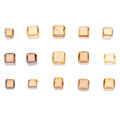 Estate Jewelry:Unmounted Diamonds, Unmounted Colored Diamonds . ... (Total: 15 Items)