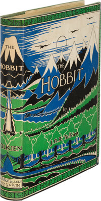 J. R. R. Tolkien. The Hobbit. Or There and Back Again. London: George Allen and Unwi