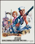 "Movie Posters:War, The Sand Pebbles (20th Century Fox, 1966). French Petite (17.5"" X22.5""). War.. ..."