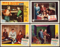 "Movie Posters:Sports, Champion & Others Lot (United Artists, 1949). Lobby Cards (4)(11"" X 14""). Sports.. ... (Total: 4 Items)"