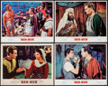 "Movie Posters:Academy Award Winners, Ben-Hur (MGM, 1960/R-1969). Lobby Cards (4) (11"" X 14""). Academy Award Winners.. ... (Total: 4 Items)"