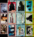 "Non-Sport Cards:Lots, 1980-83 Topps/OPC Star Wars ""The Empire Strikes Back"" & ""Returnof the Jedi"" Collection (1200+)...."