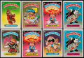 Non-Sport Cards:Sets, 1985 Topps Garbage Pail Kids Series 1 Near Set (65/82) - Just Pulled From Wax Packs! ...