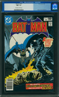 Modern Age (1980-Present):Superhero, Batman #331 (DC, 1981) CGC NM+ 9.6 Off-white to white pages.