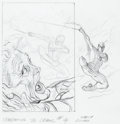 Original Comic Art:Miscellaneous, Alex Ross The Amazing Spider-Man: Learning to Crawl #1.3Cover Preliminary Artwork Original Art (Marvel. 2014)....