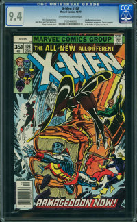 X-Men #108 (Marvel, 1977) CGC NM 9.4 Off-white to white pages