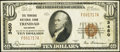 National Bank Notes:Colorado, Trinidad, CO - $10 1929 Ty. 1 The Trinidad NB Ch. # 3450. ...