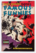 Golden Age (1938-1955):Science Fiction, Famous Funnies #216 (Eastern Color, 1955) Condition: GD+....