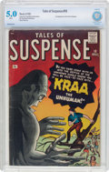 Silver Age (1956-1969):Horror, Tales of Suspense #18 (Marvel, 1961) CBCS VG/FN 5.0 White pages....