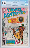 Silver Age (1956-1969):Science Fiction, Strange Adventures #149 (DC, 1963) CGC NM+ 9.6 White pages....