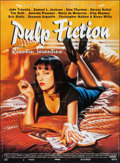 """Movie Posters:Crime, Pulp Fiction Cannes Poster (Miramax International, 1994). FrenchGrande (45.5"""" X 62""""). Crime.. ..."""