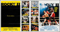 """Movie Posters:Sports, Rocky II (United Artists, 1979). One Stop Poster (41"""" X 77""""). Sports.. ..."""