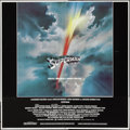 "Movie Posters:Action, Superman the Movie (Warner Brothers, 1978). Six Sheet (79.5"" X80""). Action.. ..."