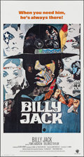"Movie Posters:Action, Billy Jack (Warner Brothers, 1971). International Three Sheet (41""X 77""). Action.. ..."