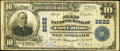 National Bank Notes:Colorado, Fort Collins, CO - $10 1902 Plain Back Fr. 634 The First NB Ch. #2622. ...
