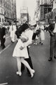 Alfred Eisenstaedt (American, 1898-1995) V.J. Day , Times Square, New York City, 1945 Gelatin silver, 1991 17-1/2 x 1