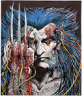 Original Comic Art:Illustrations, Barry Windsor-Smith - Wolverine/Weapon X Original Art (1991)....