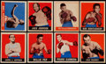 Boxing Cards:General, 1948 Leaf Boxing Collection (32)....