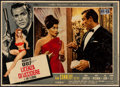 "Movie Posters:James Bond, Dr. No (United Artists, 1962). Italian Photobusta (19"" X 26.5"").James Bond.. ..."
