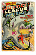 Silver Age (1956-1969):Superhero, The Brave and the Bold #28 (DC, 1960) Condition: GD-. The first appearance of the Justice League of America. First appearanc...
