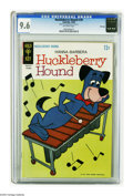 Silver Age (1956-1969):Cartoon Character, Huckleberry Hound #39 File Copy (Gold Key, 1969) CGC NM+ 9.6 Off-white pages. This is currently the highest grade awarded by...