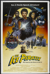 """The Ice Pirates (MGM/UA, 1984). Poster (40"""" X 60""""). Science Fiction"""