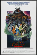 "Movie Posters:Animated, The Black Cauldron (Buena Vista, 1985). One Sheet (27"" X 41"").Animated...."