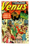 Golden Age (1938-1955):Science Fiction, Venus #11 (Atlas, 1950) Condition: GD+. End-of-the-world cover andstory. Art by Werner Roth and Russ Heath. Overstreet 2005...