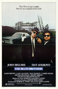 "Movie Posters:Comedy, The Blues Brothers (Universal, 1980). One Sheet (27"" X 41"").. ..."