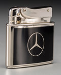 Decorative Arts, Continental:Other , Nineteen Myflam Record Mercedes Benz Automobile Lighters. 1-7/8inches high x 2 inches wide (4.8 x 5.1 cm). Property from ...(Total: 19 Items)
