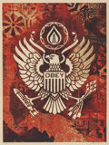 Prints:Contemporary, Shepard Fairey (b. 1970). Keep it Underground, 2015.Screenprint in colors. 23 x 17 inches (58.4 x 43.2 cm) (image). 24...