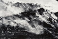 Photographs:Gelatin Silver, Vincent Vallarino (American, b. 1953). Henry Mountains,1974. Gelatin silver, 1983. 19-1/2 x 29-3/4 inches (49.5 x 75.6 ...