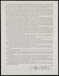 Autographs:Others, 1963 Willie Mays Licensing Agreement - Picture Pal....