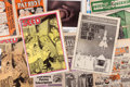 Bronze Age (1970-1979):Alternative/Underground, Underground Comix Tabloid Group of 11 (Various Publishers, 1970s) Condition: Average FN.... (Total: 11 Comic Books)