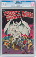 Golden Age (1938-1955):Western, Ghost Rider #4 (Magazine Enterprises, 1951) CGC VF- 7.5 Off-whitepages....