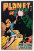 Golden Age (1938-1955):Science Fiction, Planet Comics #47 (Fiction House, 1947) Condition: Apparent VG-....