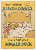 Golden Age (1938-1955):Cartoon Character, March of Comics #56 Donald Duck (K. K. Publications, Inc., 1950)Condition: FN/VF....