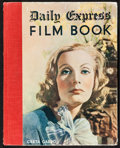 """Movie Posters:Miscellaneous, Daily Express Film Book (Daily Express Publications, 1935). BritishHardbound Book (208 Pages, 9"""" X 11"""").. ..."""