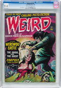 Magazines:Horror, Weird V2#8 (Eerie Publications, 1968) CGC NM 9.4 Off-white to white pages....