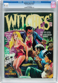Magazines:Horror, Witches Tales V6#2 (Eerie Publications, 1974) CGC NM 9.4 Off-white pages....