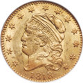 Early Half Eagles, 1818 $5 BD-1, R.5, MS60 NGC. CAC....